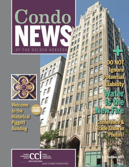 Josh Milgrom interviewed in Condo News – Inappropriate behaviour and liability issues